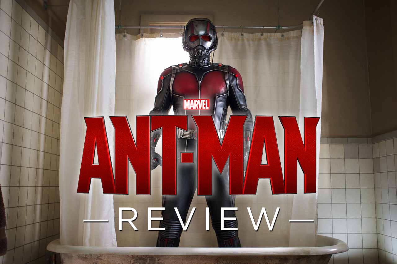 Marvel Ant-Man review