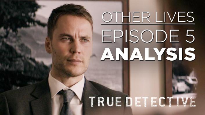 Paul Woodrugh, Taylor Kitsch, True Detective
