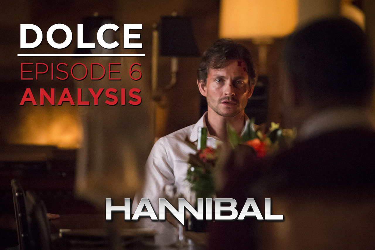 dinner time hannibal cover episode 6 dolce