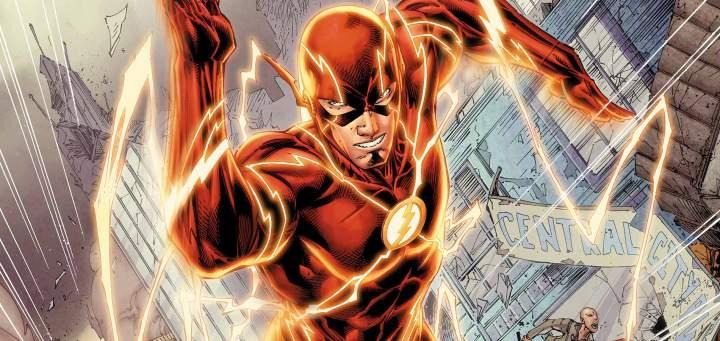 Superfast flash super speed