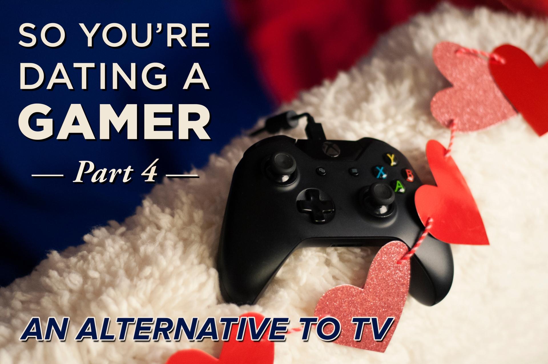 watching video games