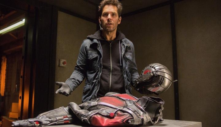 Ant-Man Scott Lang Paul Rudd