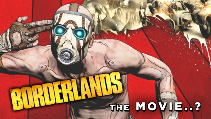 Borderlands movie announced