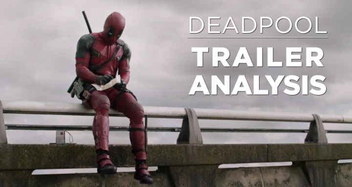 Deadpool Movie Trailer