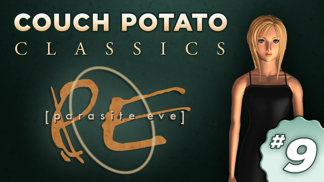 Parasite Eve Let's Play part 9