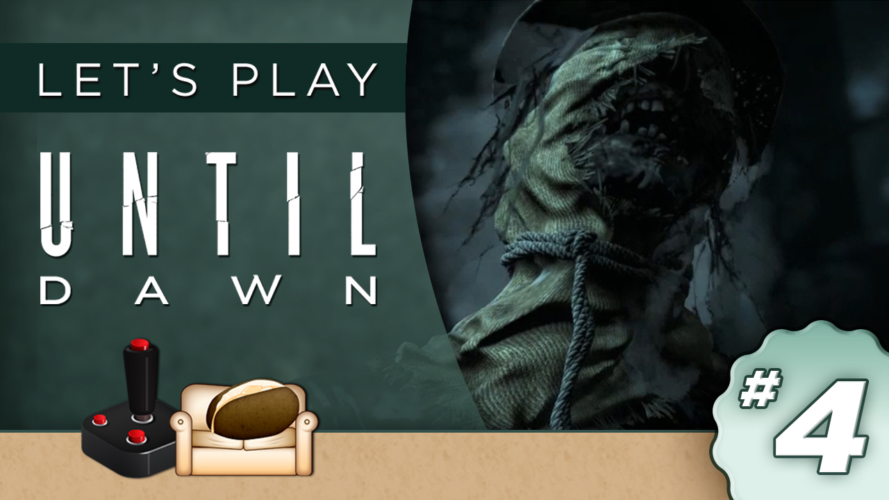 Let's Play Until Dawn Part 4