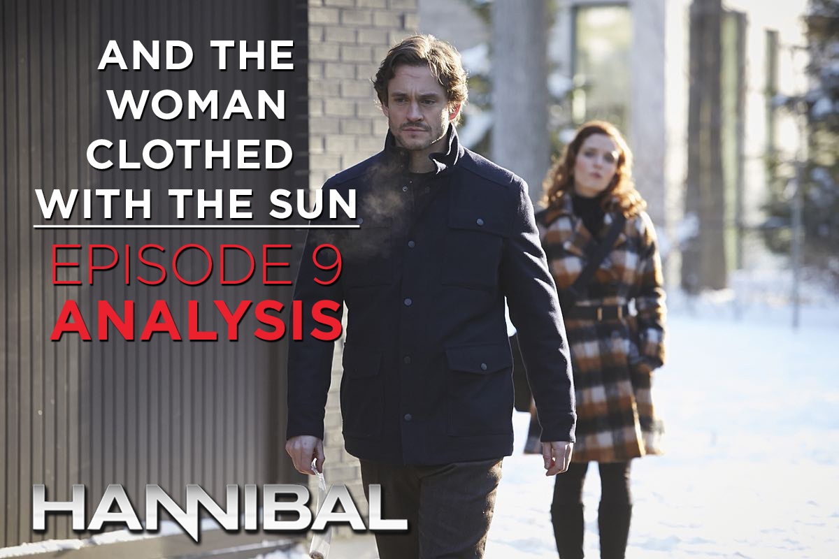 and the woman clothed in the sun hannibal