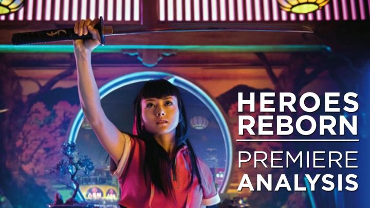 heroes reborn premiere analysis