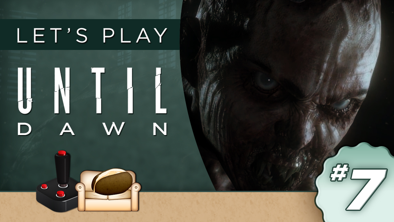 Let's Play Until Dawn Ending