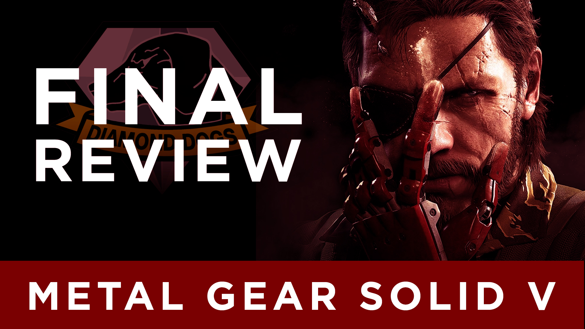 Metal Gear Solid V Ultimate Review